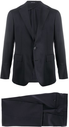 Tagliatore Two-Piece Virgin Wool Suit
