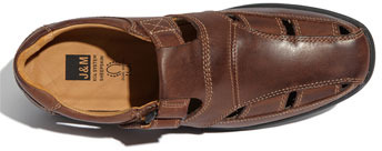 Johnston & Murphy 'Cammon' Sandal (Online Only)