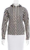 Kule Hooded Striped Jacket