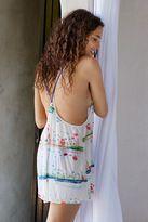 aerie K Ti Per Te Chiffon Dress
