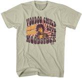Jimi Hendrix - Mens Experience Woodstock T-Shirt