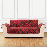 Sure Fit Closeout! Holiday Motifs Quilted Sofa Slipcover Bedding
