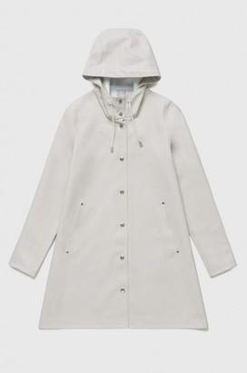 Stutterheim Mosebacke Light Sand Raincoat - L