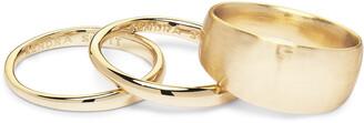 Kendra Scott Terra Ring Set in Gold