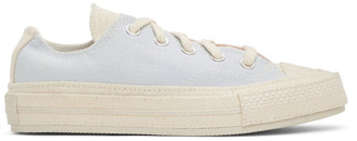 Converse Blue and Pink Renew Chuck 70 Sneakers