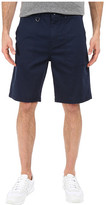 Publish Kea - Washed Out Stretch Twill On Military Patch Pocket Shorts