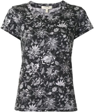 Rag & Bone Wallpaper crew-neck T-shirt