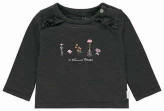 Noppies Baby Girls' G Tee Regular ls Celina T-Shirt