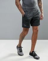 Under Armour Training Raid Jacquard 8 Shorts In Black 1289622-001