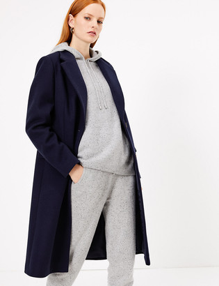 Marks and Spencer Pure Cashmere Relaxed Fit Hoodie