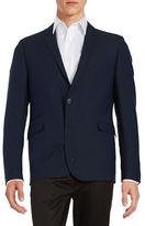 Strellson Cotton-Blend Two-Button Jacket