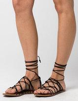 Madden-Girl Starlaa Womens Sandals