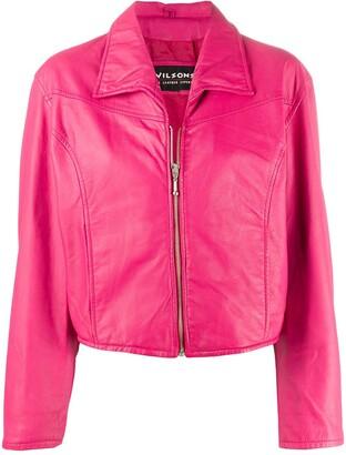 A.N.G.E.L.O. Vintage Cult 1990s Cutaway Collar Jacket