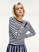 Tommy Hilfiger Icon Ribbed Stripe Sweater
