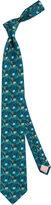Thomas Pink Harrogate Flower Woven Tie