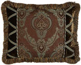 Dian Austin Couture Home Each Brompton Court Passementerie Standard Medallion-Center Sham