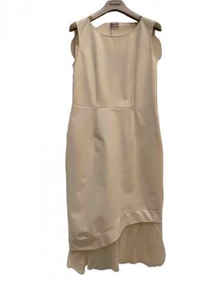 Philosophy di Alberta Ferretti White Dress for Women