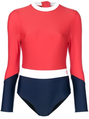 Perfect Moment Longsleeved Swim Suit