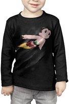 HJHTEH SHIRT Toddler's Astro Boy Cartoon-01 Long Sleeve Shirt 3 Toddler