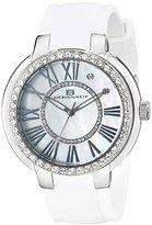 Oceanaut Women's OC6411 Allure Analog Display Quartz White Watch