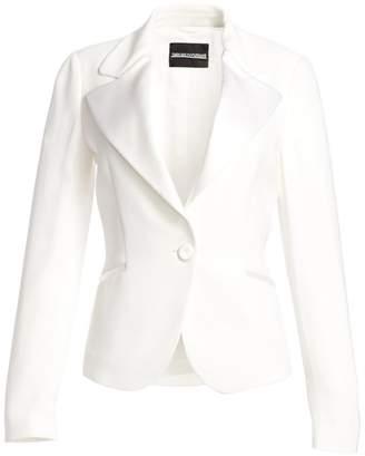 Emporio Armani One-Button Blazer