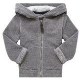 F&F Fleece Zip-Through Hoodie, Infant Boy's