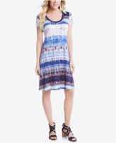 Karen Kane Printed Shirtdress