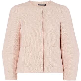 Gant Collarless Jacket