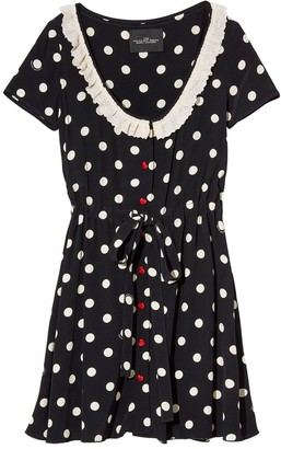 Marc Jacobs The Polka Dot mini dress