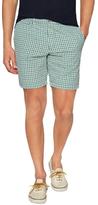 Original Penguin Checkered Shorts