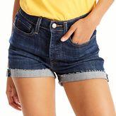 Levi's Women's High Rise Jean Shorts