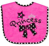 First Impressions Baby Girls' Princess Bib