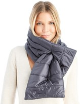 Sole Society Puffer Scarf