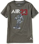 Jordan 8-20 Seasonal Core Short-Sleeve Tee