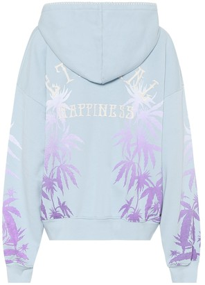 Amiri Eternal Happiness cotton hoodie