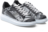 Shady Leather Sneaker