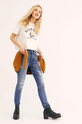Free People Boyish The Billy Jeans at Denim