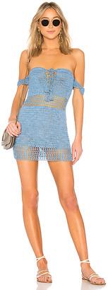 Majorelle Miles Dress