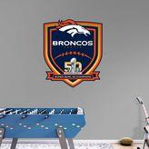 Fathead Denver Broncos Super Bowl 50 Champions Logo Wall Decal by