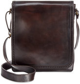 Patricia Nash Men's Leather Venezia Crossbody Bag