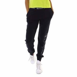 Champion Women's Seasonal Big Logo Pants Sweatpants