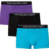 Polo Ralph Lauren Trunks, Pack Of 3