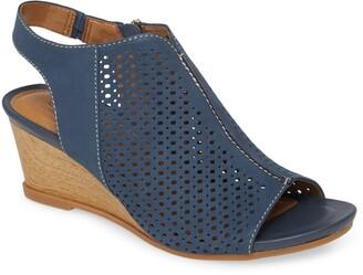 Comfortiva Skylin Wedge Sandal