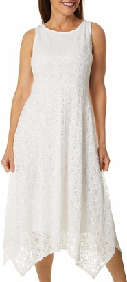 Ronni Nicole Women's LACE FIT and Flare