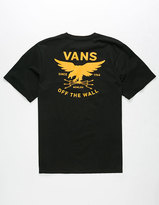 Vans Fight On Boys T-Shirt