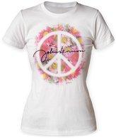 Impact John Lennon - Womens Peace T-Shirt