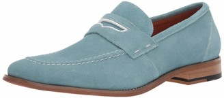 Stacy Adams Men's Colfax Moc-Toe Slip-On Penny Loafer