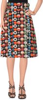 Akris Punto Knee length skirts