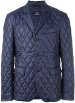 Hackett printed quilted 'Ted' blazer