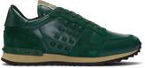 Valentino Green Rockrunner Sneakers